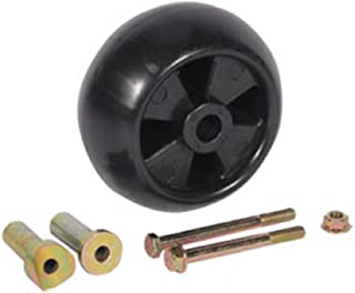 One New Deck Wheel Roller Kit Made to Fit John Deere Models 320 322 325 330 332 335 345 355D 420 430