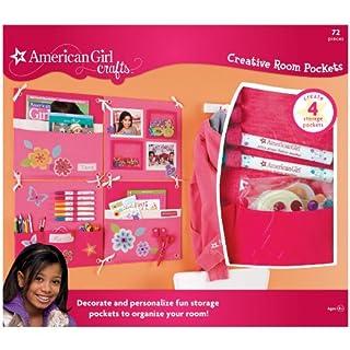 American Girl Crafts Girls Room Decoration and Organization Storage Pockets, 72pc (B0045K5A8S) | Amazon price tracker / tracking, Amazon price history charts, Amazon price watches, Amazon price drop alerts