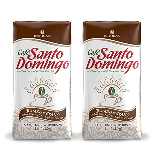 Santo Domingo Coffee, 16 oz Bag, Whole Bean Coffee - Product from the Dominican Republic (2)