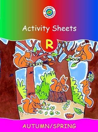 Cambridge Mathematics Direct Reception Autumn/Spring Activity Sheets