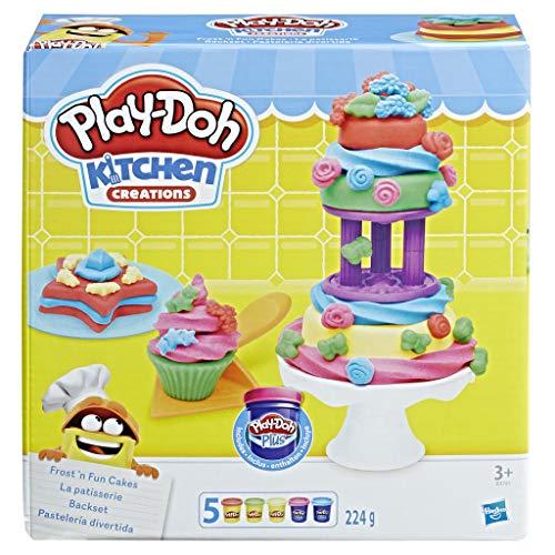 Play-Doh - Torte ed Accessori , B9741EU4