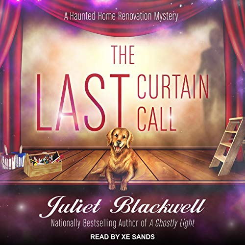 The Last Curtain Call audiobook cover art
