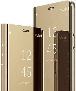 LEECOCO Huawei Y6 2019 / Y6 PRO 2019 / Honor Play 8A Slim 3D Luxury Print PU Leather Wallet Case