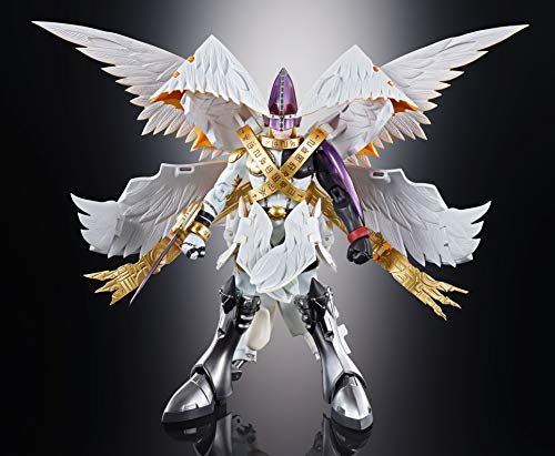 Bandai Hobby Super Evolution Soul 07 Holy Angemon Digimon Adventure