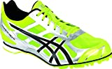 ASICS New Mens Hyper MD 5 Track & Field Shoes Neon Yellow/Black/Silver Sz 12 M