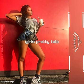 Girls Pretty Talk