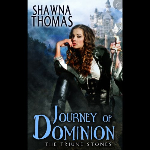 Journey of Dominion audiobook cover art