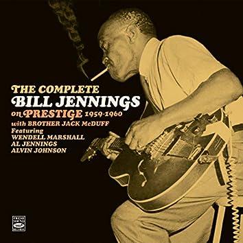 The Complete Bill Jennings on Prestige 1959-1960