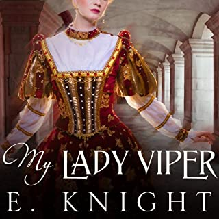 My Lady Viper audiobook cover art