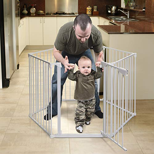 515taaM2VZL 8 of the Best Walk Through Baby Gates for 2021 (Review)