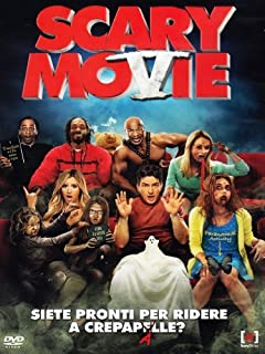 scary movie 5 dvd Italian Import by charlie sheen