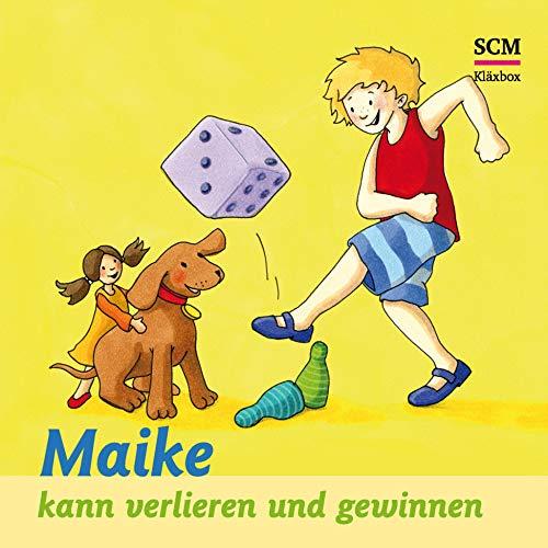 Maike kann verlieren und gewinnen audiobook cover art