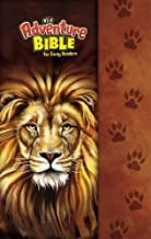 NIrV, Adventure Bible for Early Readers, Hardcover, Full Color Interior, Lion