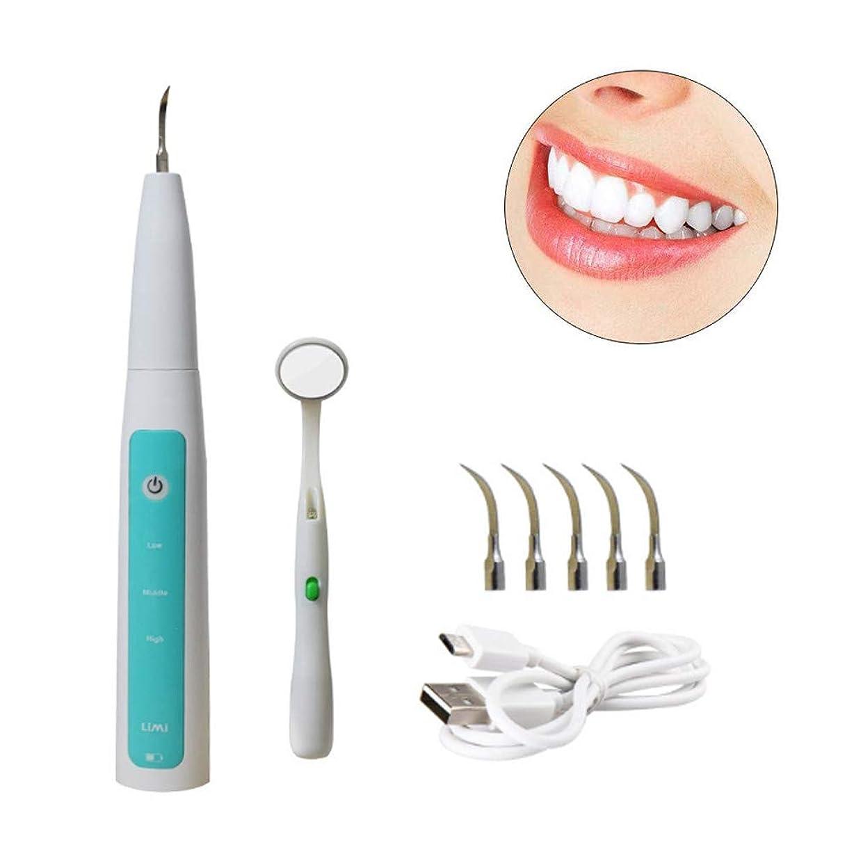 ブランド名ルーキーフィット超音波歯磨き粉、歯石から汚れを除去するために微積分から赤い歯を排除するためのインテリジェントな電気洗浄装置