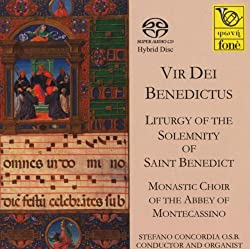 Vir Dei Benedictus [Import Allemand]