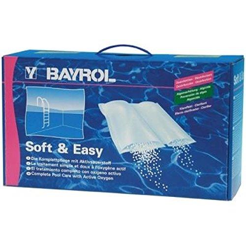 Bayrol Soft & Easy 16,8 kg Aktivsauerstoff, Weiss