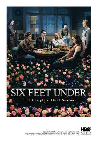Six Feet Under: Complete Third Season [Import USA Zone 1]