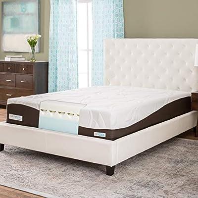 Simmons Beautyrest ComforPedic from Beautyrest 12-inch Memory Foam Mattress King