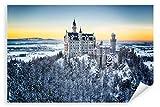 Postereck - Poster 1318 - Maerchen- Schloss Neuschwanstein,