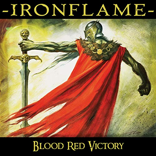 Ironflame: Ironflame - Blood Red Victory (Audio CD (Live))