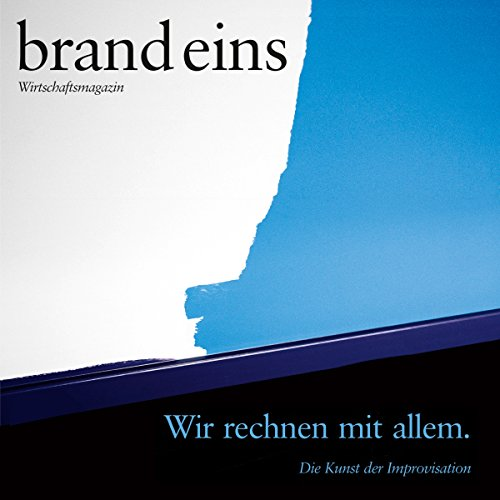 brand eins audio: Improvisation Titelbild