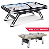 MD SPORTS Titan 7.5 ft. Air Powered Hockey Table with...