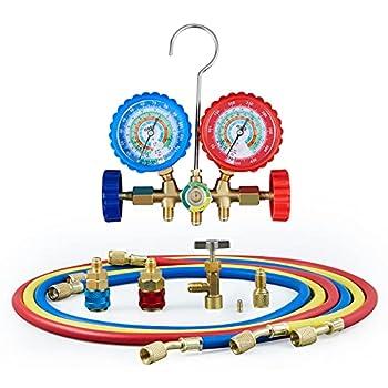 ac gauge manifold set