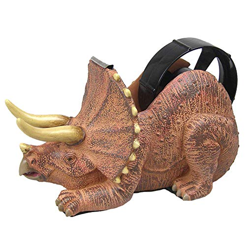 テープカッター テープディスペンサー かっこいい セロハンテープ 恐竜 リアル 雑貨 テープカッター デスク用品 インテリア かわいい 眼鏡置き 恐竜