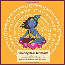 Coloring Book for Adults 120 Mandalas - Creativity is allowing yourself to make mistakes. Art is knowing which ones to keep.