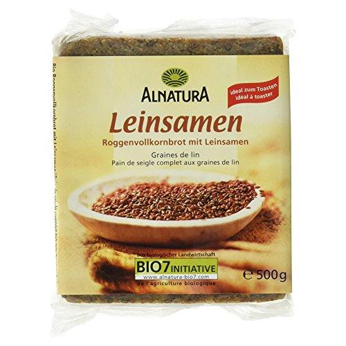 Alnatura Bio Leinsamenbrot, 500g