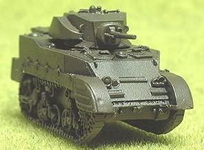アメリカ M5A1スチアート 1/144 塗装済み完成品 America M5 A1 Stuart 1/144 Painted finished goods