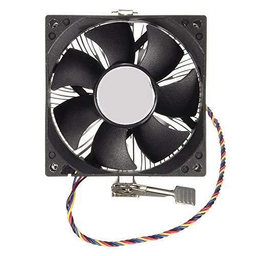 FFSM CPU Liquid Cooler AMD koperen kern 4 PIN 12 V PWM socket 7 computerkoeler CPU koellichaam aluminium compatibel met sokkel Intel en AMD