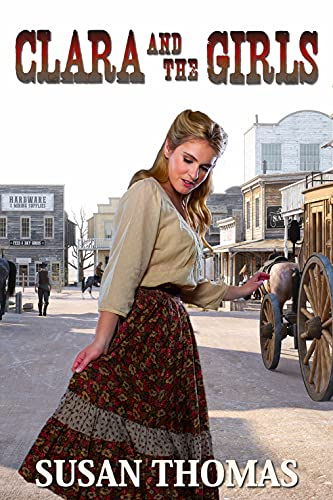 Clara and the Girls: domestic discipline out west (English Edition)