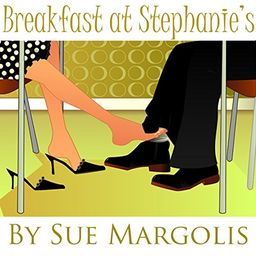 Breakfast at Stephanie's audiobook cover art