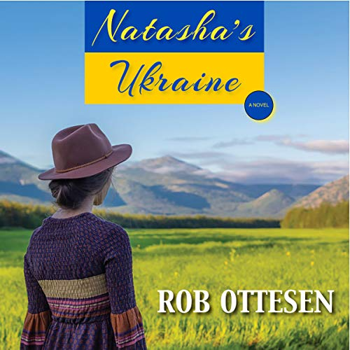 Natasha's Ukraine audiobook cover art