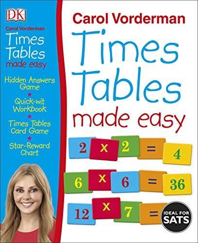Times Tables Made Easy (Made Easy Workbooks)