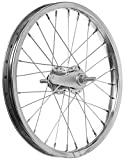 Sta Tru Steel Single Speed Coaster Brake Hub Rear Wheel (16X1.75-Inch)