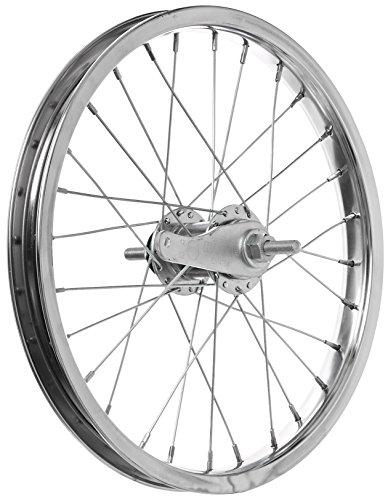 Sta Tru Steel Single Speed Coaster Brake Hub Rear Wheel (16X1.75-Inch)