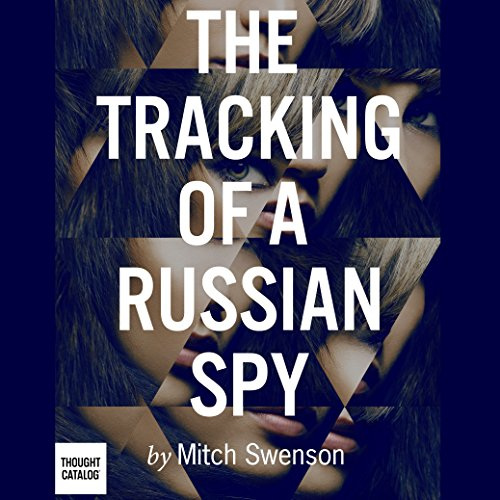 The Tracking of a Russian Spy audiobook cover art