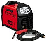 Telwin TE-816052 Saldatrice Inverter a Filo Mig Mag Technomig 210 Dual Synergic