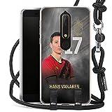 DeinDesign Coque Collier Compatible avec Nokia 6.1 Coque avec Cordon Coque avec Cordon RBFA Produit...