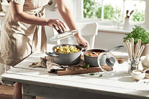 Ballarini Parma Plus 10-pc Aluminum Nonstick Cookware Set