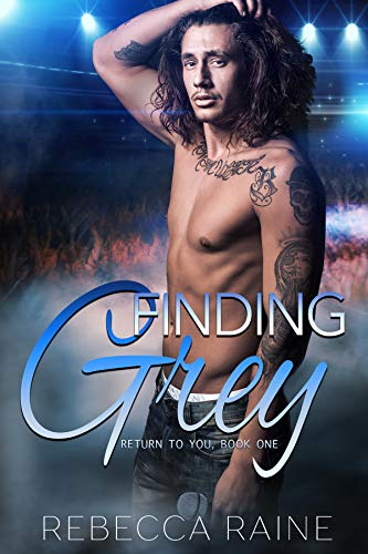Finding Grey (Return to You Book 1)