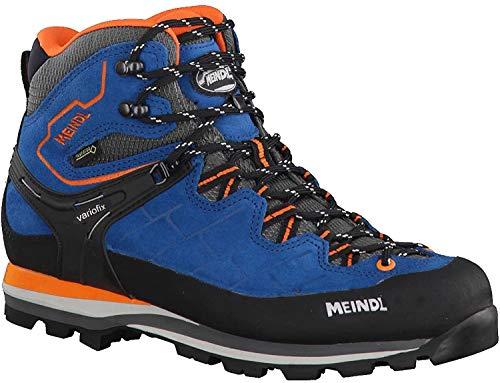 Meindl Męskie buty trekkingowe, niebieskie, 42 EU