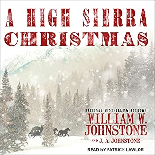 A High Sierra Christmas audiobook cover art