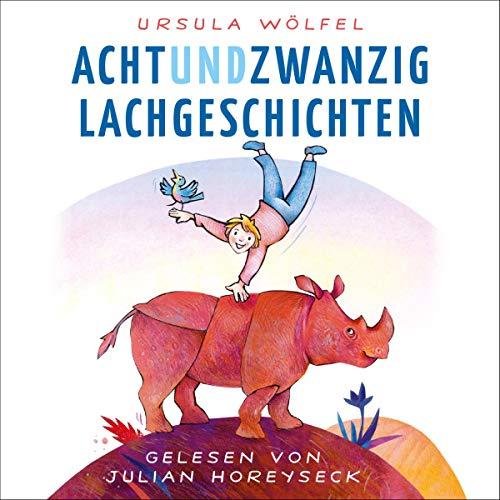 Achtundzwanzig Lachgeschichten cover art