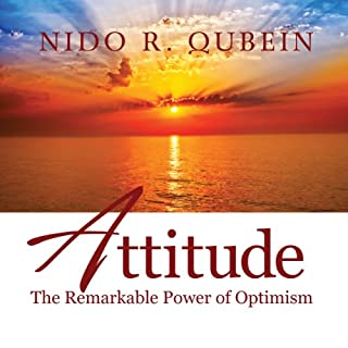 Attitude audiobook cover art