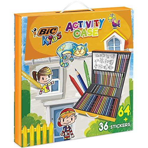 Bic Kids 961558 Activity Case - 24 Lápices Colores
