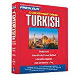 Pimsleur Turkish Conversational Course - Level 1 Lessons 1-16 CD: Learn to Speak and Understand Turkish with Pimsleur Language Programs (1)