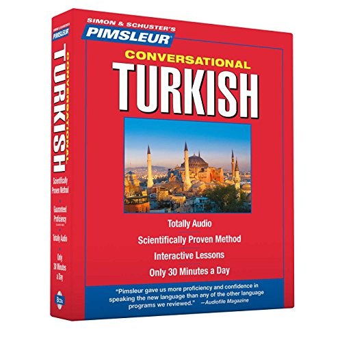 Compare Textbook Prices for Pimsleur Turkish Conversational Course - Level 1 Lessons 1-16 CD: Learn to Speak and Understand Turkish with Pimsleur Language Programs 1 Unabridged Edition ISBN 9780743551465 by Pimsleur